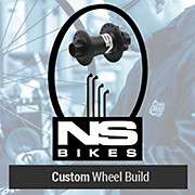 NS Bikes Rotary Custom MTB Front Wheel