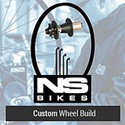 NS Bikes Rotary Custom MTB Rear Wheel