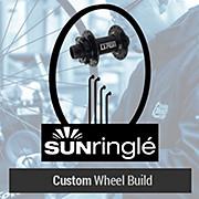 Sun Ringle Custom MTB Front Wheel