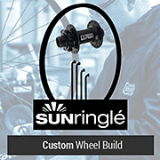 Sun Ringle Custom MTB Front Wheel