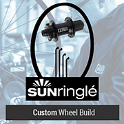 Sun Ringle Custom MTB Rear Wheel