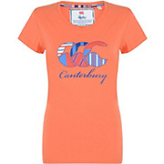 Canterbury Womens Vee Neck Tee