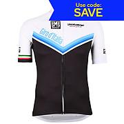 Santini Giro dItalia Event Line Full Zip Jersey 2014