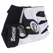 Santini UCI Rainbow Fashion Race Mitts 2014
