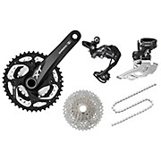 Shimano XT M780 10 Speed Triple Groupset