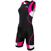 TYR Female Competitor Tri Suit Back Zip SS15