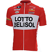 Vermarc Lotto - Belisol Full Zip Jersey 2014