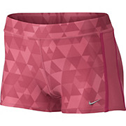 Nike Womens Printed Tempo Boy Shorts SS14