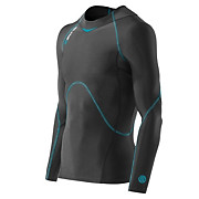 Skins Coldblack Mens Long Sleeve Top