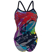 Arena Cars One Piece Womens Swimsuit