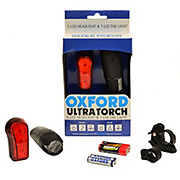 Oxford LED Front & Rear Light Set
