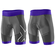 2XU G2 Compression Womens Tri Short SS14