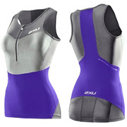 2XU G2 Compression Womens Tri Singlet