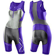 2XU G2 Compression Womens Tri Suit SS14