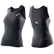 2XU G2 Long Distance Womens Tri Singlet SS14