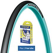 Michelin Pro4 Service Course Digi Blue+ FREE Tube