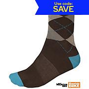 Endura Argyll Sock - Ultramarine