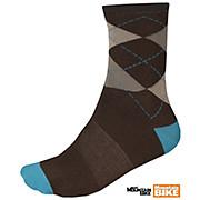 Endura Argyll Sock - Ultramarine AW15