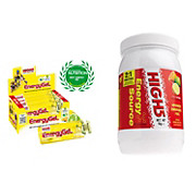 High5 Citrus Energy Gels & FREE Source