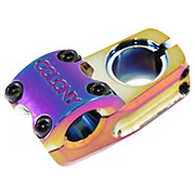 Colony Squareback BMX Stem - Rainbow Finish