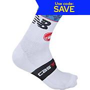 Castelli Garmin Sharp Free 9 Socks SS14