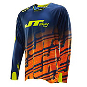 JT Racing Hyper Lite Echo Jersey - Navy-Orange 2014