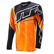 JT Racing Flex Youth Jersey - Black-Orange 2014