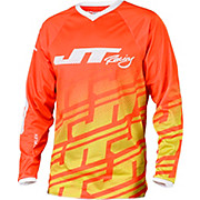 JT Racing Echo Flex Jersey - Orange-N.Yellow 2015