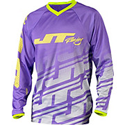 JT Racing Echo Flex Jersey - Purple-Grey 2015