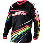 JT Racing Flow Flex Jersey - Black 2015