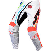 JT Racing Flow Flex Pant - White 2015