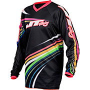 JT Racing Flow Youth Jersey - Black 2015