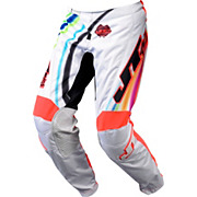 JT Racing Flow Youth Pant - White 2015