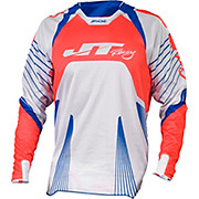 JT Racing Subframe Protek Jersey - White-Red 2015