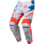 JT Racing Subframe Protek Pant - White-Red 2015