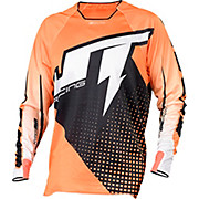 JT Racing Voltage Hyperlite Jersey - Black-Orange 2015