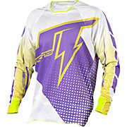 JT Racing Voltage Hyperlite Jersey - Purple-White 2015