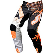 JT Racing Voltage Hyperlite Pant - Black-Orange 2015