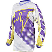 JT Racing Voltage Youth Jersey - Purple-White 2015