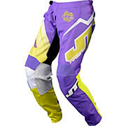 JT Racing Voltage Youth Pant - Purple-White 2015