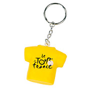 Tour de France Polo Jersey Keyring SS14