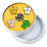 Tour de France Set Pin and Aluminum Box SS14