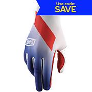 100 Celium Slant Glove - Blue