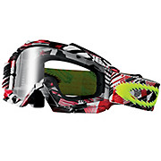 Oakley Proven OTG MX Goggles - Red Black Digi