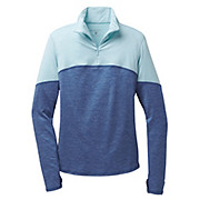Brooks Essential Womens LS 1-2 Zip III AW14