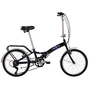 Raleigh ACTIV Alloy Folding Bike 2014
