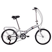 Raleigh ACTIV Steel Folding Bike
