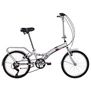 Raleigh ACTIV Steel Folding Bike 2014
