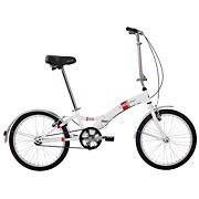 Raleigh ACTIV Steel Single Speed Folding Bike 2014