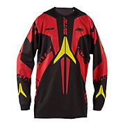 Alias A1 Jersey - Black-Red 2015